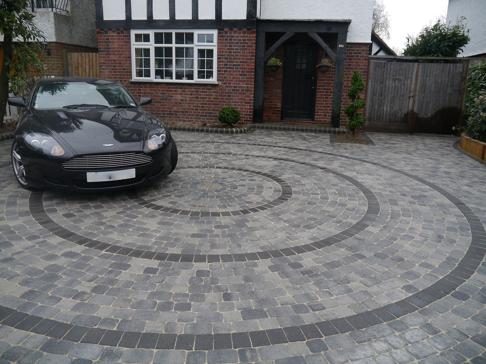 orpington driveway pictures